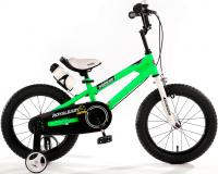 велосипед Royal baby FREESTYLE GREEN